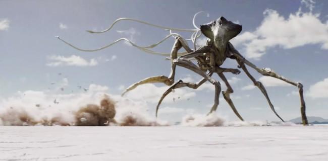 La reina alien