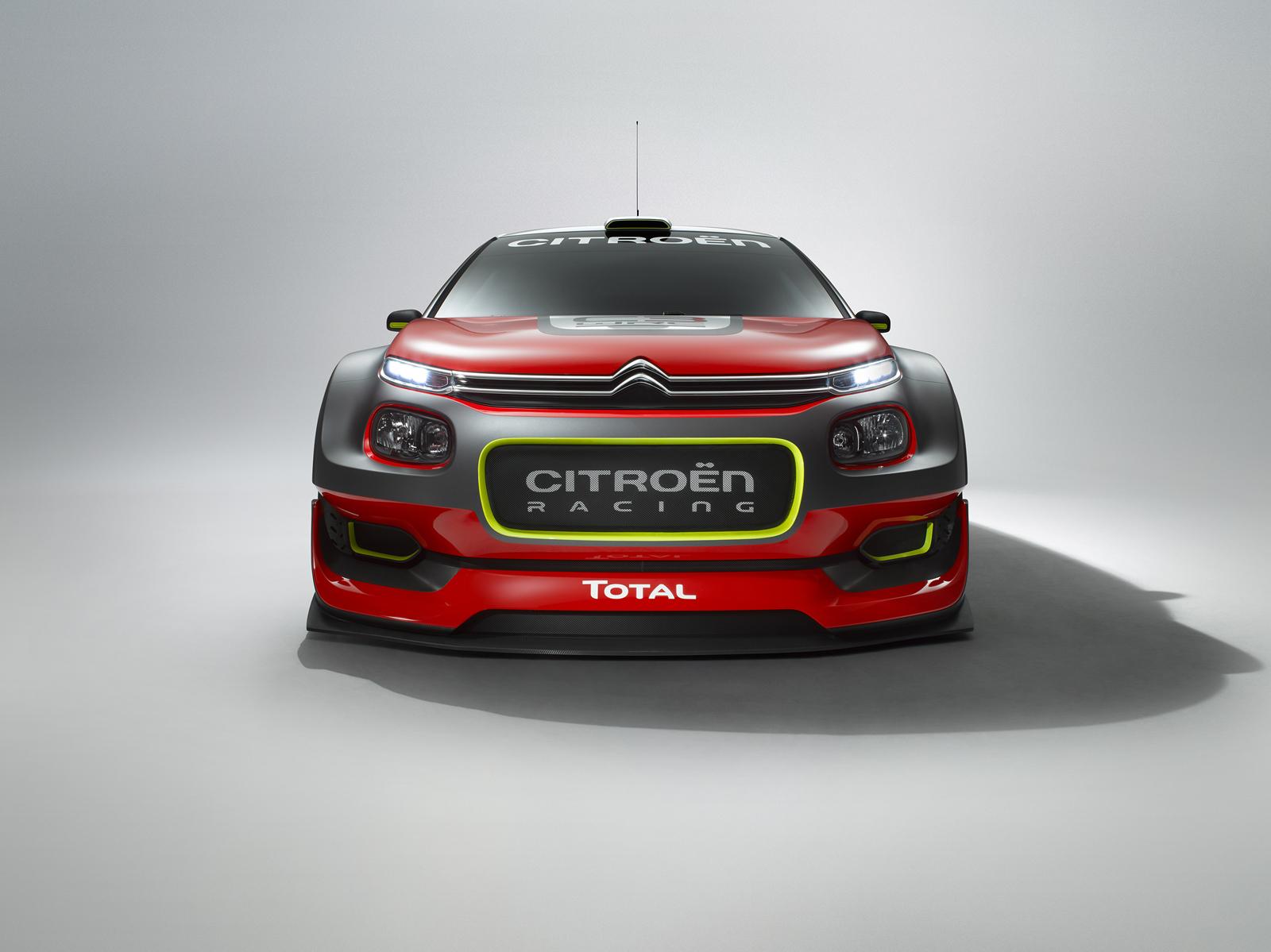Foto de Citroën C3 WRC Concept 2016 (5/19)
