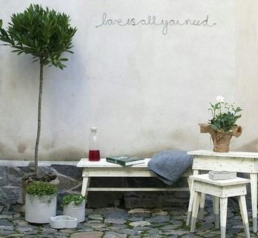 Menos es más: rincones sencillos para un verano de relax