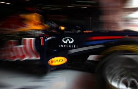 Sebastian Vettel está contento con el Red Bull RB7