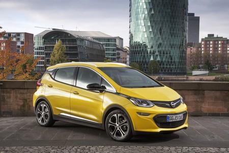 El Opel Ampera-e ya tiene precio en Noruega: 33.500 euros