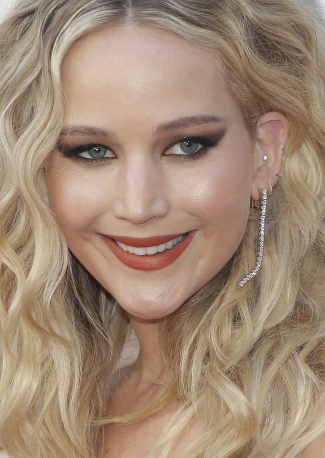 Oscars 2018 Jennifer Lawrence 2