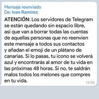 Telegram te muestra quién ha escrito un mensaje reenviado: cómo funciona y en qué se diferencia de WhatsApp