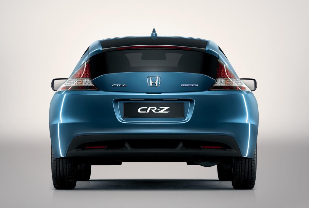 Foto de Honda CR-Z (3/98)