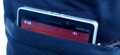 Carga tu móvil de forma inalámbrica en el bolsillo del pantalón.