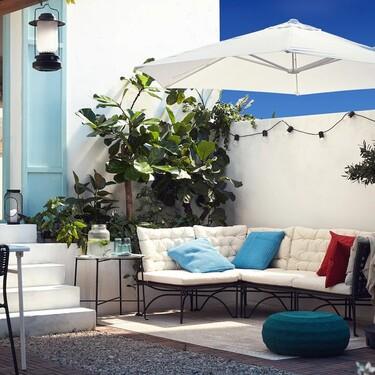 11 novedades de Ikea con las que decorar nuestras terrazas y hacerlas más acogedoras este verano