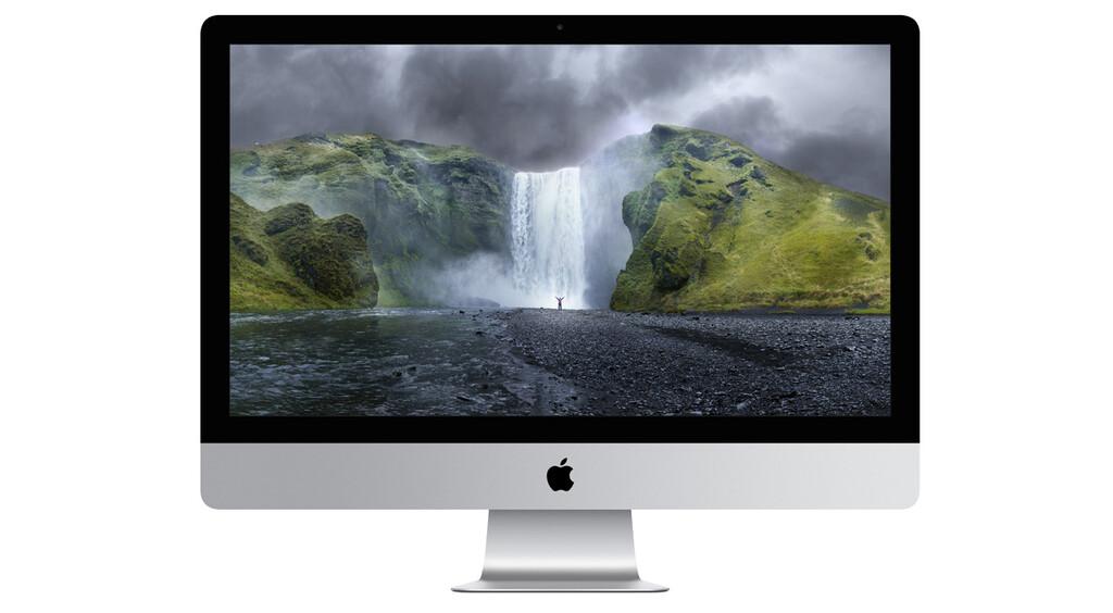 El primer iMac con pantalla 5K entra en la lista de productos vintage