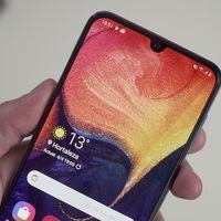 Samsung prepara un salto para sus Galaxy A colocándoles 128GB de almacenamiento, según una filtración