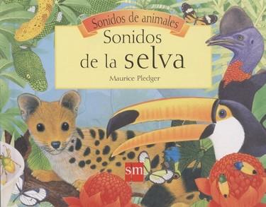 Descubre la naturaleza en fabulosos libros con sonidos