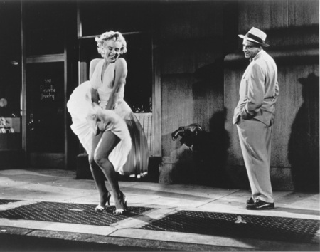 Falda Marilyn Monroe