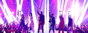 Los looks de la Gala 12 de Operación Triunfo 2018: las semifinales nos dejan looks para todos los gustos