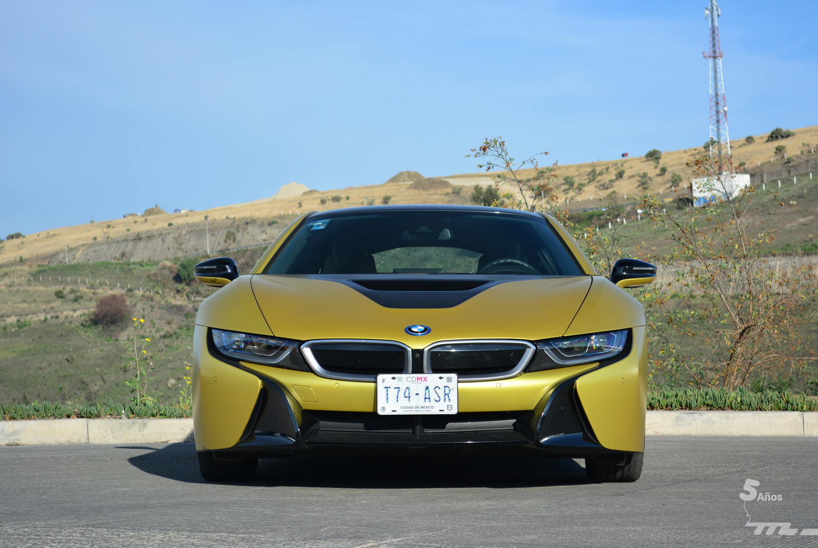 Foto de BMW i8 Protonic Frozen Yellow 2017 (9/21)