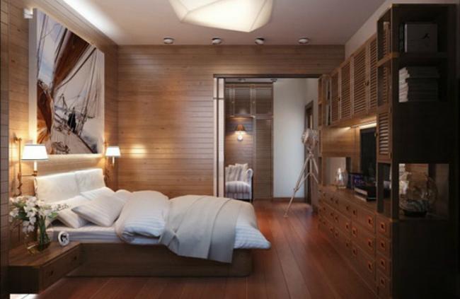 Dormitorio marino