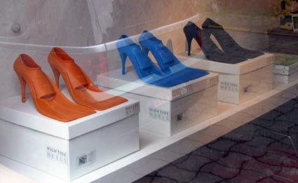 El calzado del verano