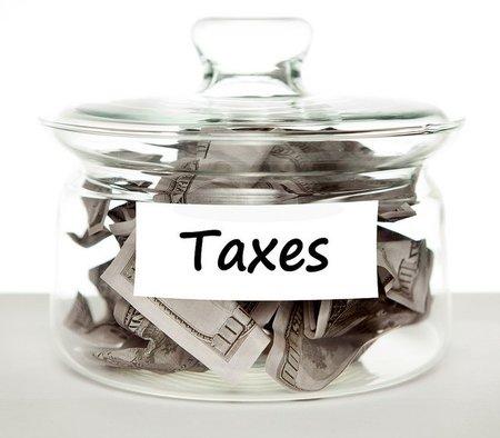 Los impuestos directos y los impuestos indirectos