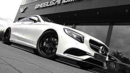 Wheelsandmore le pone un poco de sazonador al Mercedes S 63 AMG