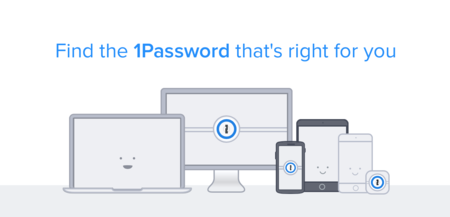 Modelos 1Password