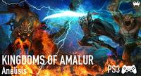 'Kingdoms of Amalur: Reckoning' para PS3. Análisis