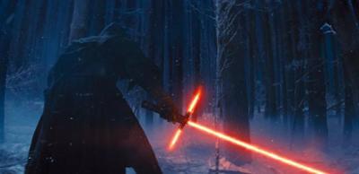 El trailer de El Despertar de la Fuerza, la nueva peli de Star Wars, también puede ser de LEGO