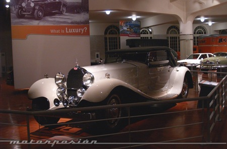 Henry Ford Museum (Bugatti Royale) 18