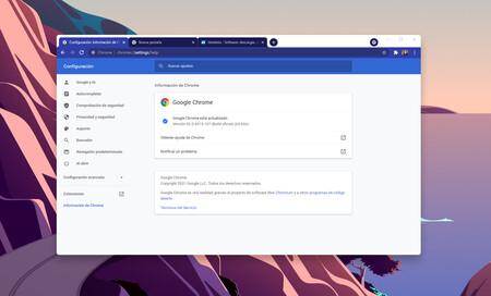 Google Chrome 92 ya está disponible en Windows, Linux y macOS con nuevas acciones rápidas y mejoras en la detección de phishing