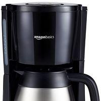 La cafetera de goteo de Amazon Basics de 1000 W está en su precio mínimo en Amazon: 20,59 euros