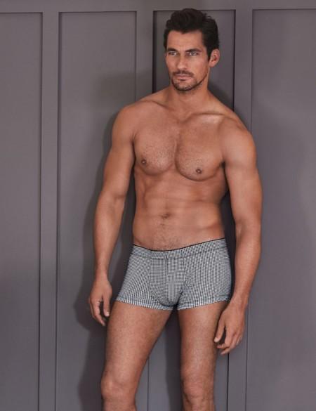 David Gandy Marks And Spencer Underwear Line 001