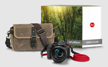 """Kit Leica V-Lux Explorer, un """"conjunto ideal de cámara y accesorios para fotografía de viajes, deportiva y de exteriores"""""""
