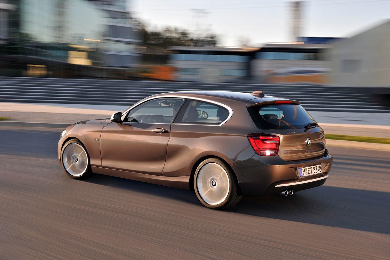 Foto de BMW Serie 1 3 puertas (1/33)
