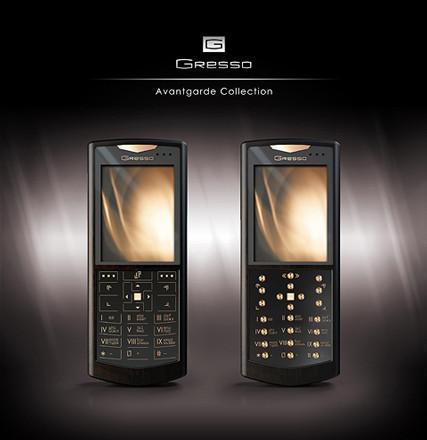 Avantgarde, móviles de lujo