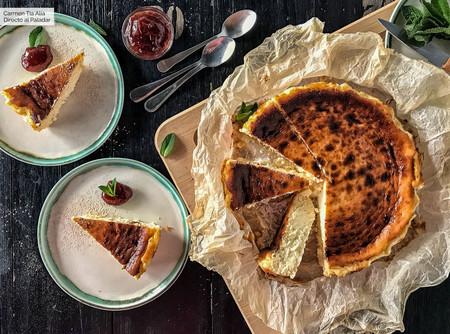 Tarta de queso de La Viña: cómo se hace y por qué ha conquistado a todos
