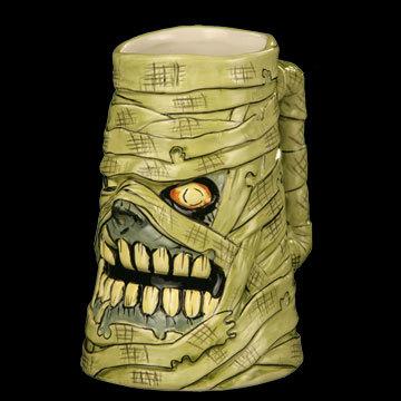 Taza Mummy Stein para Halloween