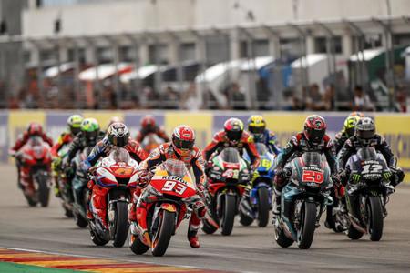 Marquez Motorland Motogp 2019