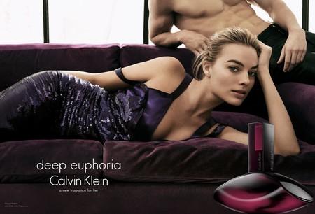 Calvin Klein: Margot Robbie