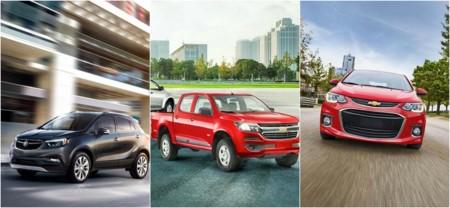 Sonic, Trax, Encore y S10: Estos son los lanzamientos de GM de México de cara a fin de año