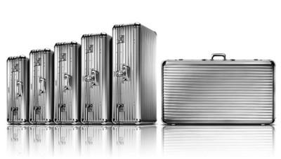 Rimowa Vintage Limited Edition, la maleta que viaja en el tiempo