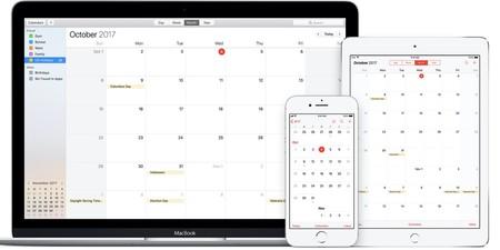 Cómo fusionar varios calendarios de iCloud en uno solo en nuestro Mac