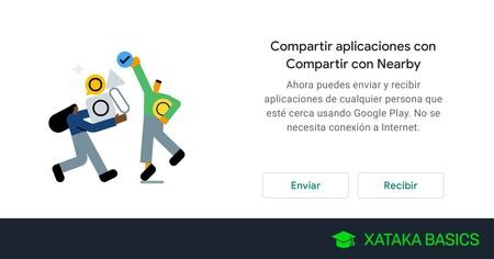 Cómo compartir aplicaciones de Android con tus amigos aunque no tengas WiFi ni datos