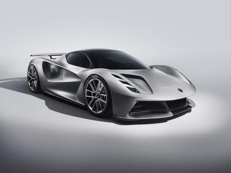 Lotus Evija, un bestial coche eléctrico con diseño hiperdeportivo de casi 2.000 CV y sistema de carga en sólo nueve minutos