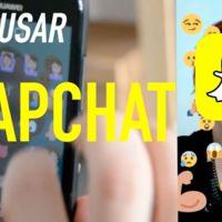El vídeo que tienes que ver si te da apuro reconocer que no sabes usar Snapchat