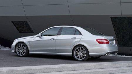 El nuevo Mercedes E 63 AMG tendrá tracción total