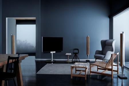 BeoVision Avant UHD: un televisor UHD que te sigue