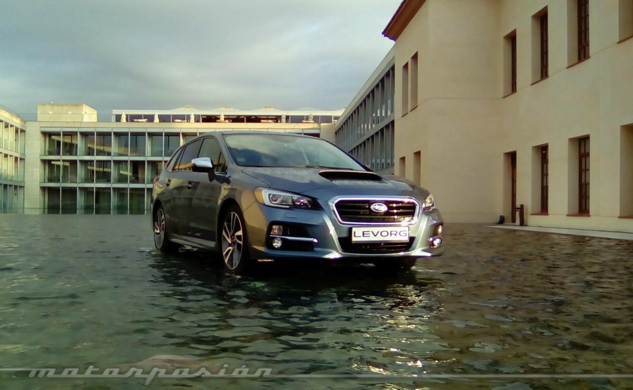 Foto de Subaru Levorg - contacto (1/20)