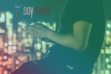 Soy Móvil, el virtual con cobertura Yoigo que ofrece fibra desde 30 euros y móvil con hasta 50 GB