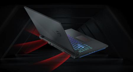 Ahorra 400 euros en el equilibrado portátil gaming ASUS ROG Strix G531GT con esta oferta de Amazon