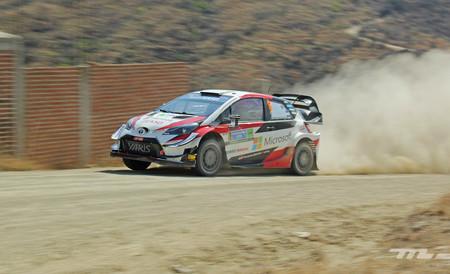 WRC Mexico 2019 1