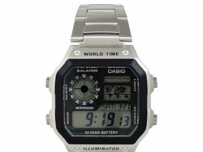 Reloj Casio AE-1200WH-1AVEF por 27,75 euros