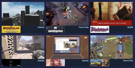 Valve presenta Steam Labs, tres herramientas para ayudarnos a encontrar nuevos juegos