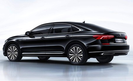 Volkswagen Passat 2019 China