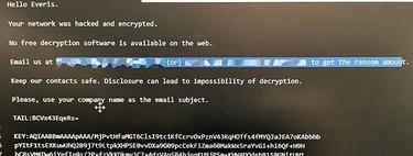 Un ciberataque con ransomware deja KO los sistemas de la Cadena SER y de Everis